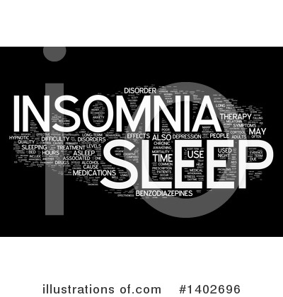 Insomnia Clipart #1402696 by MacX