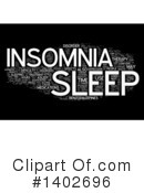 Sleep Clipart #1402696 by MacX