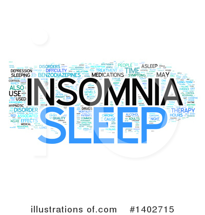 Insomnia Clipart #1402715 by MacX