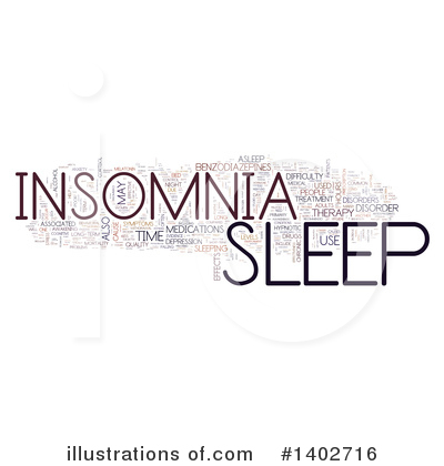 Insomnia Clipart #1402716 by MacX