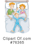 Royalty-Free (RF) Sleep Clipart Illustration #76365