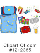 Sleep Over Clipart #1212365