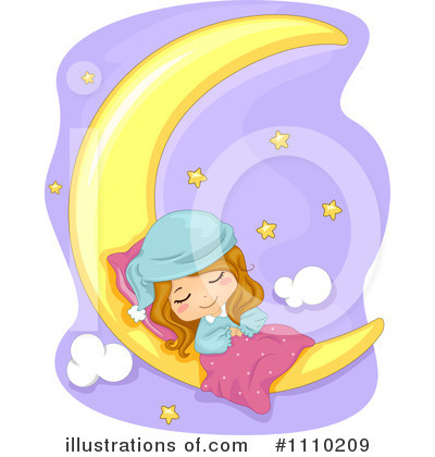 Moon Clipart #1110209 by BNP Design Studio