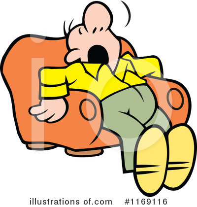 Sleeping Clipart #1169116 by Johnny Sajem