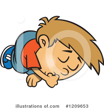 Sleep Clipart #1209653 by toonaday