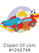 Sleeping Clipart #1242748