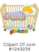 Sleeping Clipart #1243236 by Alex Bannykh