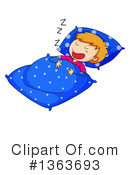 Sleeping Clipart #1363693
