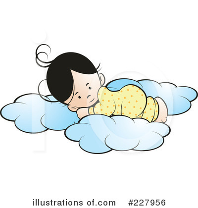 Clipart Kids Napping