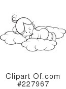 Sleeping Clipart #227967 by Lal Perera