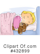 Sleeping Clipart #432899