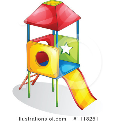 Playground Clipart #1118251 by Graphics RF