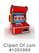Slot Machine Clipart #1050969