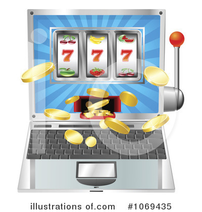 Gambling Clipart #1069435 by AtStockIllustration