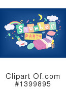 Slumber Party Clipart #1399895