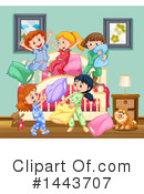 Slumber Party Clipart #1443707