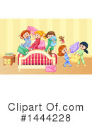 Slumber Party Clipart #1444228