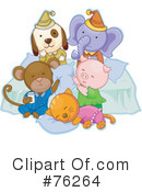 Slumber Party Clipart #76264