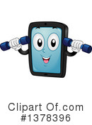 Smart Phone Clipart #1378396