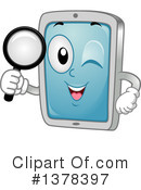 Smart Phone Clipart #1378397