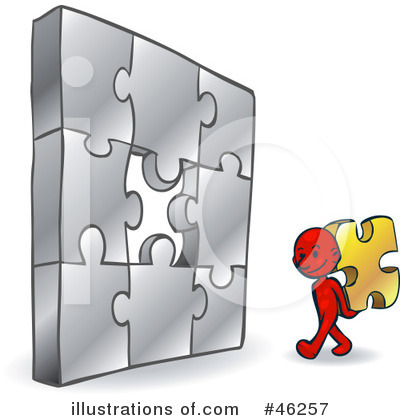 Jigsaw Puzzle Clipart #46257 by Tonis Pan