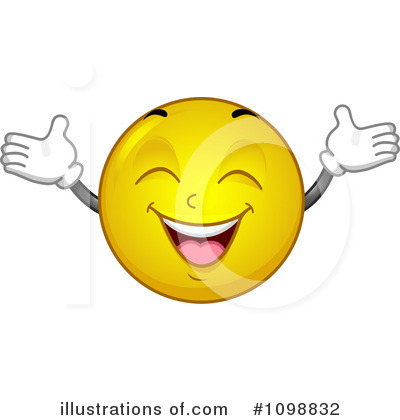 Royalty-Free (RF) Smiley Clipart Illustration #1098832 by BNP Design ...