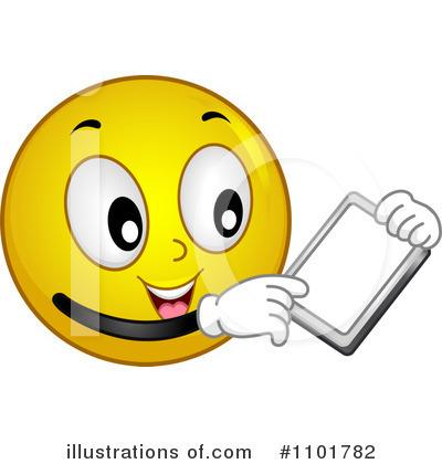 Smiley Clipart #1101782 - Illustration by BNP Design Studio
