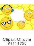 Smiley Clipart #1111756 by BNP Design Studio