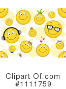 Smiley Clipart #1111759 by BNP Design Studio