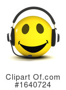 Smiley Clipart #1640724 by Steve Young