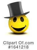 Smiley Clipart #1641218 by Steve Young
