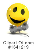 Smiley Clipart #1641219 by Steve Young