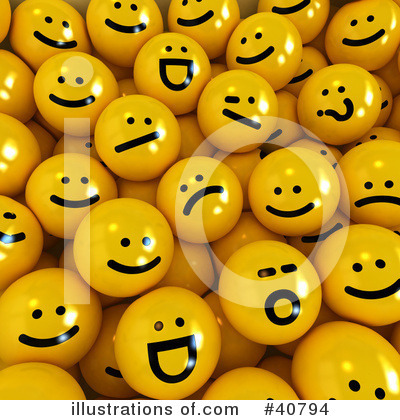 Royalty-Free (RF) Smiley Faces