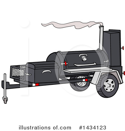 Smoker Clipart #1434123 by LaffToon