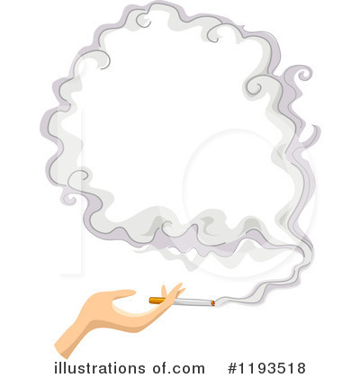 Smoking Clipart #1193518 by BNP Design Studio