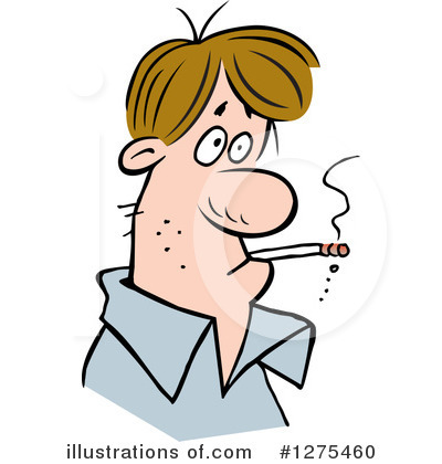 Tobacco Clipart #1275460 by Johnny Sajem