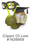 Snail Clipart #1639959 by Steve Young