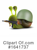 Snail Clipart #1641737 by Steve Young