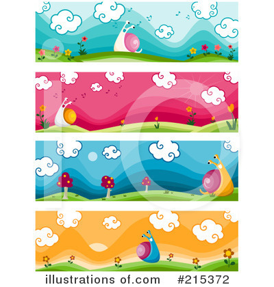 Web Site Banners Clipart #215372 by BNP Design Studio
