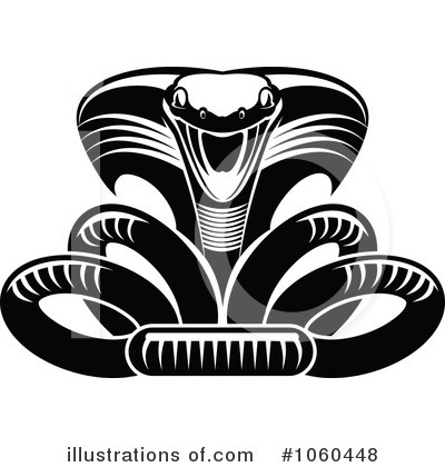 Cobra Clipart #1060448 by Vector Tradition SM