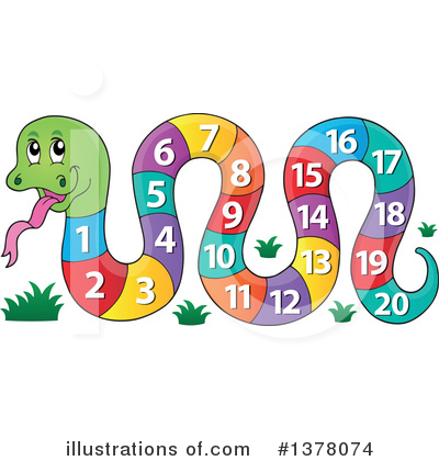 Number Clipart #1378074 by visekart