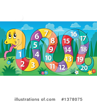 Number Clipart #1378075 by visekart