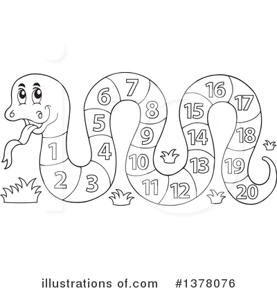Number Clipart #1378076 by visekart