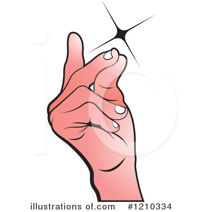 Hand Clipart #1210334 by Lal Perera