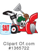 Snow Blower Clipart #1365722 by Toons4Biz