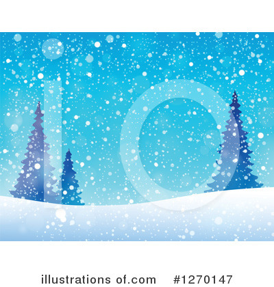 Snow Clipart #1270147 by visekart