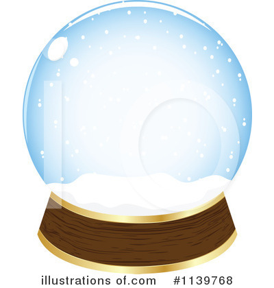 Royalty-Free (RF) Snow Globe Clipart Illustration by Andrei Marincas ...
