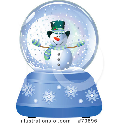 Snowman Clipart #70896 by Pushkin