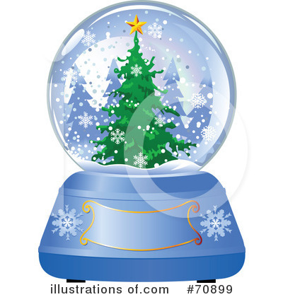 Christmas Tree Clipart #70899 by Pushkin