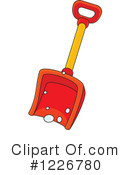 Snow Shovel Clipart #1226780